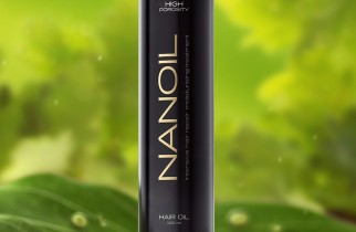 Nanoil hair oil - ulei de păr natural